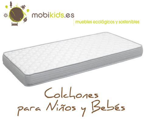 colchones para cuna cama juvenil y cama evolutiva
