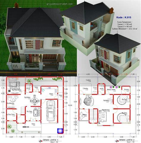 rumah ukuran kecil jasa desain rumah