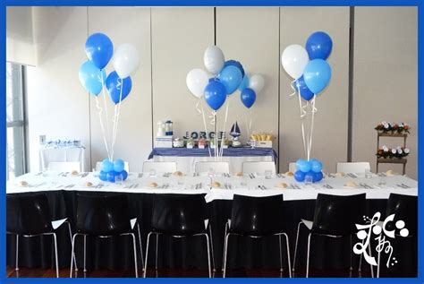 decoracion con globos bautizo ni 209 o restaurante sporting valencia azul eleyce eventos valencia comunion ni 209 o marinera ni 209 o valencia eleyce eventos valencia