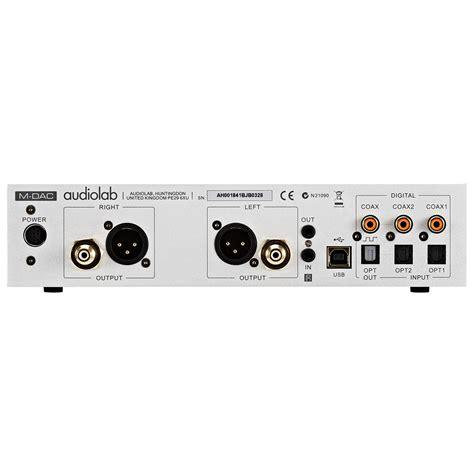 Audiolab M Dac m dac audiolab world class hi fi dacs cd players and