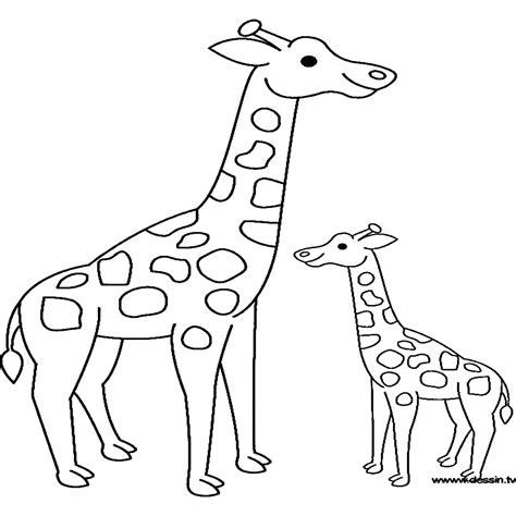 imagenes jirafas colorear dibujos para colorear de jirafas animadas