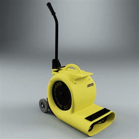 Vacuum Models 3d Model Karcher Vacuum Cleaner