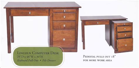 small home office desk with drawers home office furniture small student desks
