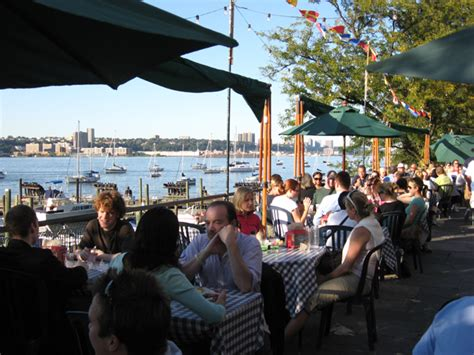 boat basin cafe top new york vintage and boho spring spots boo york city