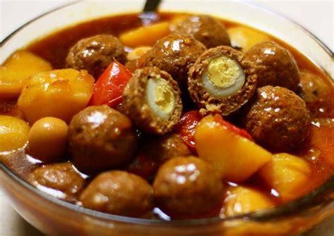 Sapi Pasteurisasi 600ml resep semur bola bola daging isi telur puyuh lezatttt oleh tintin rayner cookpad