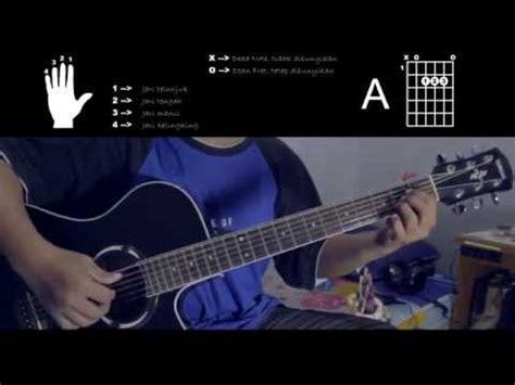 video tutorial belajar gitar dasar belajar gitar 1 chord dasar daikhlo