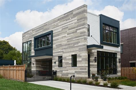 modern square home design news contemporary style house plan 3 beds 2 50 baths 2368 sq