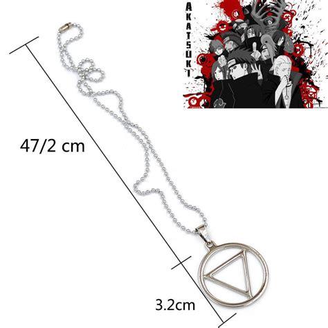 necklace shippuden hidan s jashin charm pendant