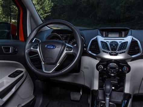 2014 ford ecosport interior ford ecosport 2014 a prueba autocosmos com