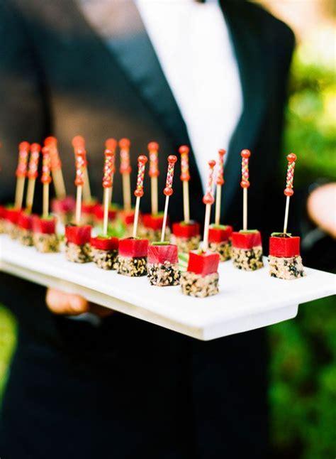 Cocktail bites   Best Day Ever   Eat & Drink   Wedding
