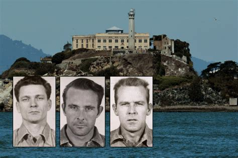 even after authorities breakthrough alcatraz prison