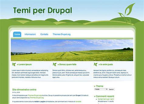 drupal theme github 50 hand picked beautiful drupal 6 themes hongkiat
