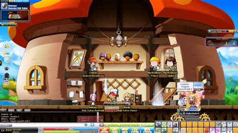 maplestory hair salon maplestory europe royal hair victim youtube
