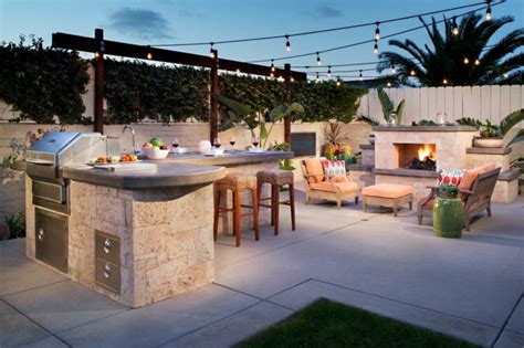 Superbe Meubles De Terrasse Design #2: barbecue-moderne-coin-repas-terrasse.jpeg
