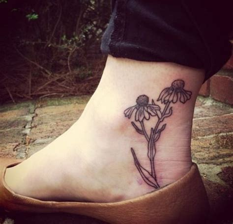 tattoo nude tumblr shoes flower beige flats flats vintage