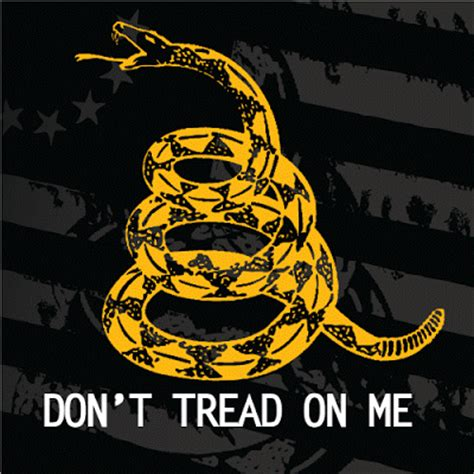 Dont Tread On Me don t tread on me right wing humor and news