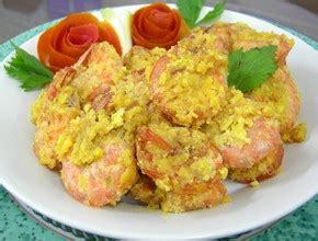 cara membuat telur asin rasa udang cara membuat udang telur asin gurih nikmat resep sedapku