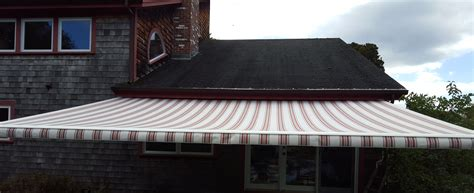 Awnings Portsmouth by Awning Installation In Sandwich Nh Awningsnh