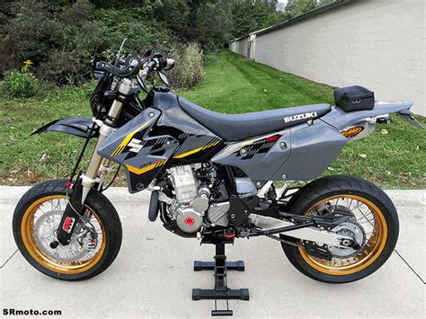 our suzuki drz400sm project bike 2