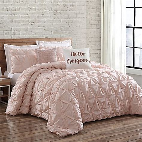 blush colored bedding the 25 best blush pink comforter ideas on