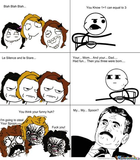 Eating Cereal Meme - the cereal guy by theredghost meme center