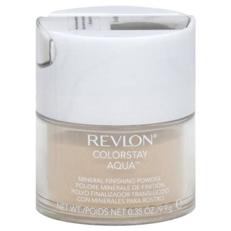 Revlon Mineral Powder revlon colorstay aqua mineral finishing powder buy