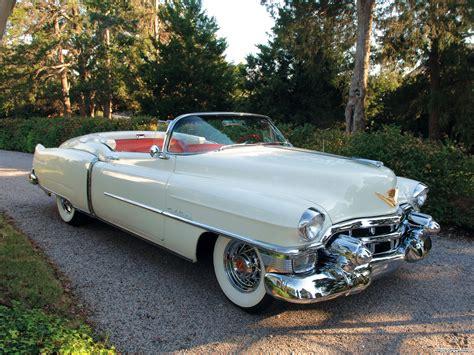 1953 Cadillac Eldorado Convertible Cadillac Eldorado Convertible 1953 Wallpaper 21440