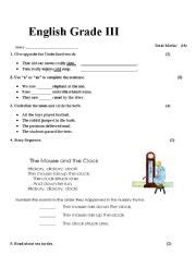worksheets for grade 3 english coffemix