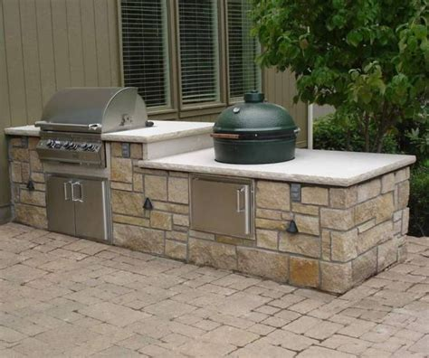 Prefabricated Kitchen Islands Prefab Outdoor Kitchen Grill Islands With Regard To Kitchen Appkuji