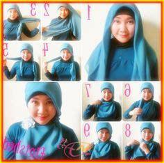 tutorial hijab wajah bulat kacamata tutorial hijab segi empat untuk ke kantor dengan kerudung
