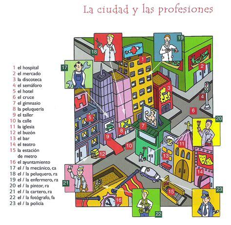 la ciudad y los 849062593x profesiones el blog del profe