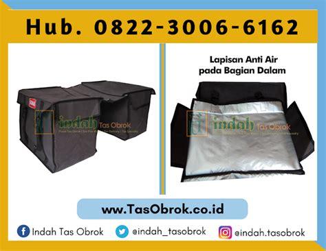 Tas Motor Makassar jual saddle bag klaten jual tas delivery makanan klaten