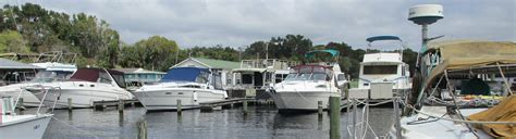 electric boat landing astor landing rv park cground marina astor florida