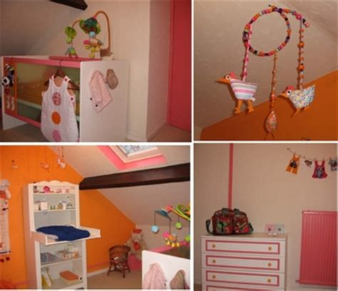 chambre enfant orange d 233 co chambre enfant orange