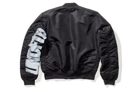 Jaket Undefeated 1 undefeated x alpha industries ma 1 flight jacket