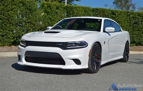 In Our Garage: 2015 Dodge Charger SRT Hellcat