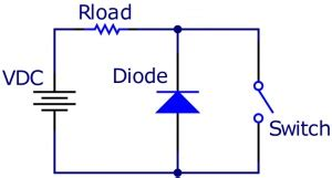 flyback diode value dc flyback diode 28 images dc motor power feeds dc wiring diagram and circuit schematic