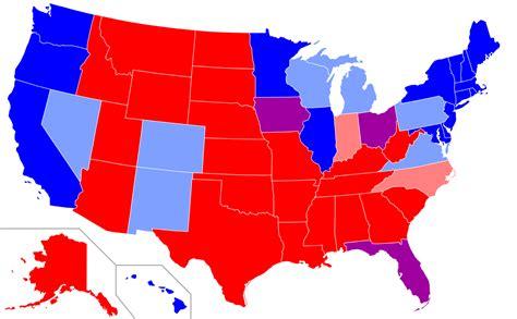 us political map blue 2012 us states by political map 2012 frtka