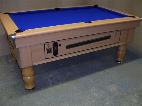 spirit beech 6x3 slate bed pub pool table