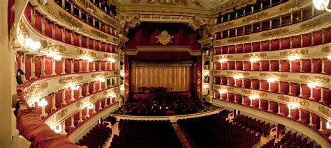 La Scala Interior by La Scala Panorama By Wulfman65 On Deviantart