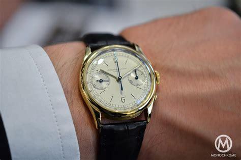 Jam Tangan Vacheron Constantine vacheron constantin vintage chronograph ref 4072 on