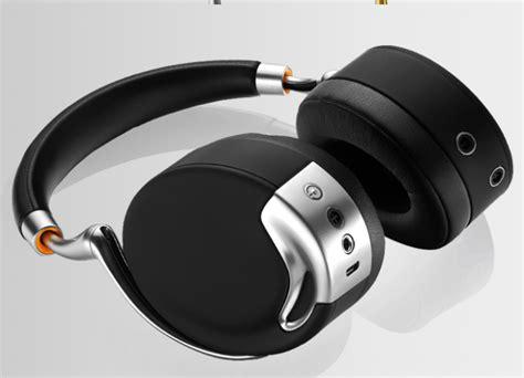 Headphone Parrot Zik Parrot Zik Headphones With Lou Reed Settings Tpn Tv