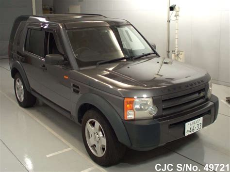 land rover discovery 2005 2005 land rover discovery gray for sale stock no 49721