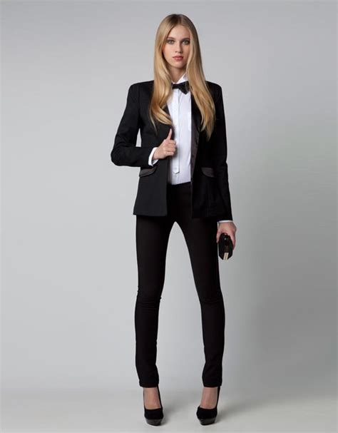 sexy suit  women  prom menswear  women  key