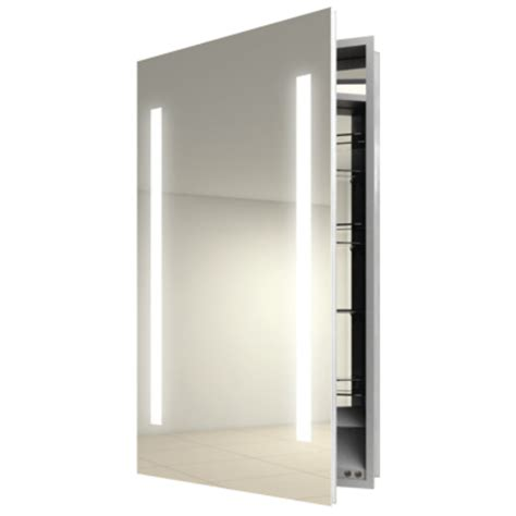 surface mount medicine cabinet with lights frameless medicine cabinet with lights mf cabinets