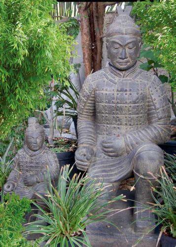 Gartendeko Chinesisch