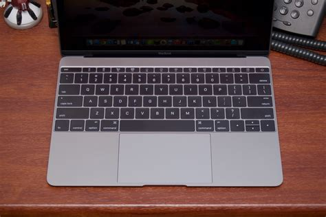 Keyboard Laptop Macbook the 2015 macbook previews a future that s not quite here ars technica