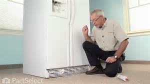 refrigerator maintenance replacing ice amp water filter