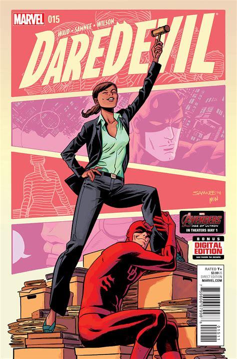 libro daredevil volume 4 the daredevil vol 4 15 marvel comics database
