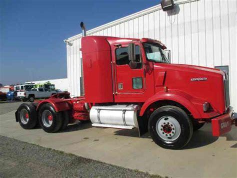 small kenworth trucks kenworth t800 2002 sleeper semi trucks